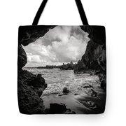 Pirate Treasure Cave Pa'iloa Beach Tote Bag