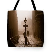 Pirate's Alley  New Orleans Tote Bag