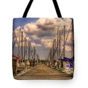 Pirate's Cove Tote Bag