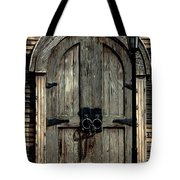 Pirates Door Tote Bag