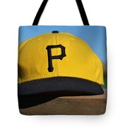 Pirates Go The Distance Tote Bag