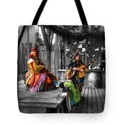 Pirates Of The Caribbean V4 Tote Bag