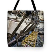 Pirn Winding Machine Tote Bag