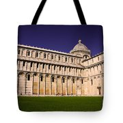 Pisa Cathedral Tote Bag