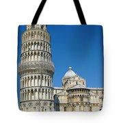 Pisa Italy Tote Bag