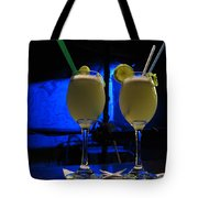Pisco Sour In Puno Tote Bag