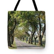 Pisgah Pike Tote Bag by Roger Potts
