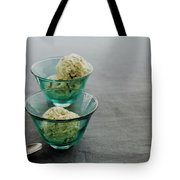 Pistachio Semifreddo Tote Bag