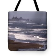 Pistol River Beach Tote Bag