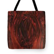 Pit Of Fire Tote Bag
