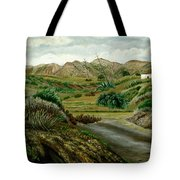 Pitas' Path Tote Bag