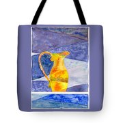 Pitcher 1 Tote Bag