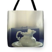 Pitcher And Basin Tote Bag