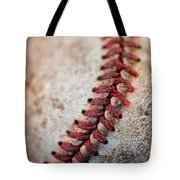 Pitchers Stitches Tote Bag