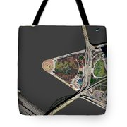 Pittsburgh Golden Triangle 1 Tote Bag