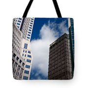 Pittsburgh Skyscrapers Tote Bag
