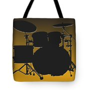 Pittsburgh Steelers Drum Set Tote Bag