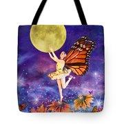 Pixie Ballerina Tote Bag