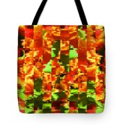 Pixilated 2 Tote Bag