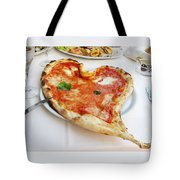 Pizza Amore Tote Bag