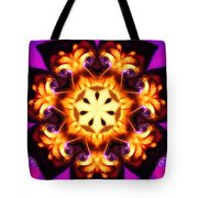 Pizzaz Tote Bag by Gigi Dequanne
