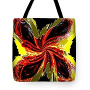 Pizzazz 48 Tote Bag