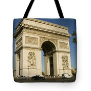 Place Charles De Gaulle Tote Bag