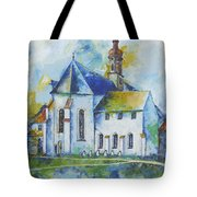 Place Of Silence Tote Bag