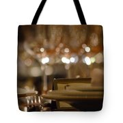 Place Setting 1 Tote Bag