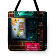 Place Without Windows Tote Bag