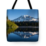 Placid Reflection Tote Bag