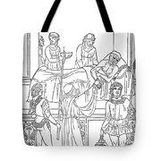 Plague, 1500 Tote Bag