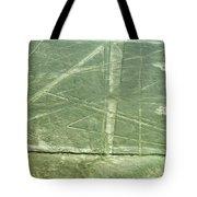 Plains Of Nazca - Spider Tote Bag