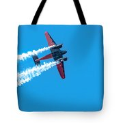 Plan In Action Tote Bag