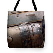 Plane - A Little Rough Around The Edges Tote Bag