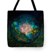 Planet Disector Shadows Tote Bag