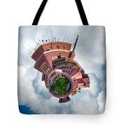 Planet Tripler Tote Bag