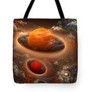 Planetary Plasmas Tote Bag