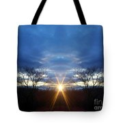 Planetary Star Tote Bag