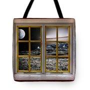 Planetscape Tote Bag