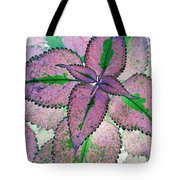 Plant Pattern - Photopower 1211 Tote Bag