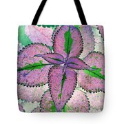 Plant Pattern - Photopower 1212 Tote Bag