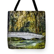 Plantation Bridge Tote Bag