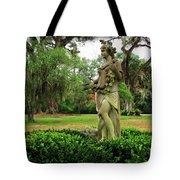 Plantation Garden New Orleans  Tote Bag