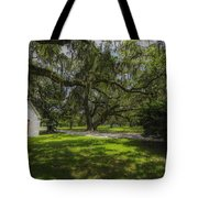 Plantation Grounds Tote Bag