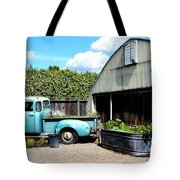 Planted Truck Bed Tote Bag