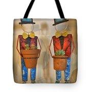 Planter Buddies Tote Bag