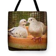 Planting Friendship Tote Bag