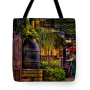 Plants And Boardwalk H Tote Bag