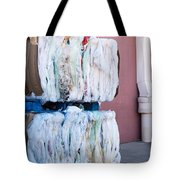 Plastic Bags To Be Recycled Tote Bag
